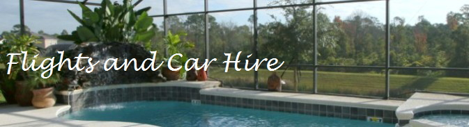 Flights and Car Hire