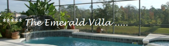 ***** The Emerald Villa .....